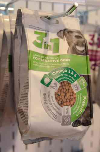 3IN1 TREAT SENSITIVE DOG LAMB 100G