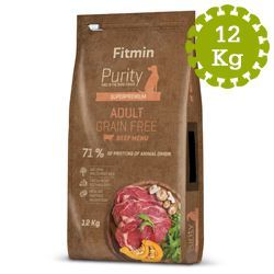 Fitmin dog Purity GF Adult Beef - 2 kg
